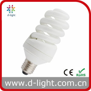 20W T4 Standard Full Spiral CFL pictures & photos
