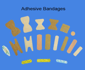 Fabric Knuckle Bandage / Medical Bandage (BL-008) pictures & photos