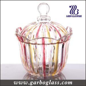 Decorative Glass Jar (GB1808H/P) pictures & photos