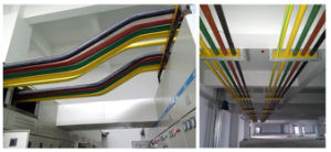 0.4kv Fully Insulated Enclosed Tubular Busbar pictures & photos