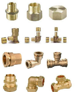 Brass Fitting pictures & photos