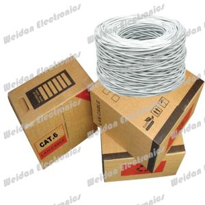 250MHz CAT6 U/FTP Bulk Cable 305m/Easy Pull Box pictures & photos