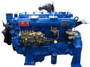 Direct Injection 6 Cylinders 6.43L Displacement 150kw Water Cooled Generating Use Ricardo 4 Stroke Hot Sale Electric Start Diesel Engine pictures & photos