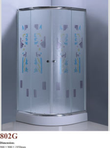CE ISO9001: 2000 Colorful Shower Enclosure 802G pictures & photos