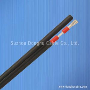 Solar Twin Coreable/PV Twin Core Cable pictures & photos