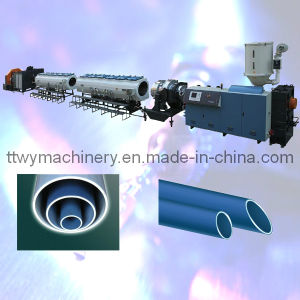 PP Super Mute Drainage Pipe Production Line pictures & photos