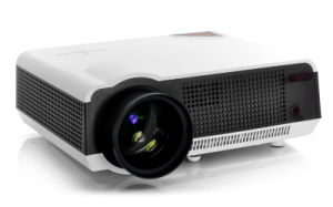 Interactive LED Projector - 3000 Lumens, 2X HDMI, TV Tuner