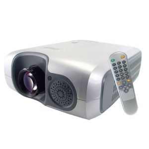 Multimedia LCD Projector - 2000 ANSI Ultra Bright