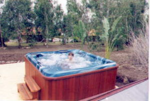 Outdoor SPA (BG-8810)