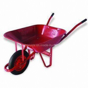 Powder Coating and Steel Tray Wheelbarrow (WB4027) pictures & photos