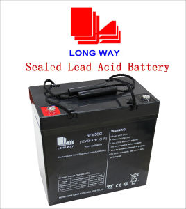 Electric Toy UPS Solar Rechargeable Sealed Lead Acid Battery pictures & photos