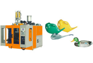 4L-65 Dual Series Automatic Hydraulic Pressure Molding Machine pictures & photos