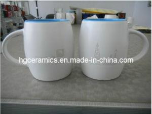 Laser Engraved Ceramic Mug pictures & photos