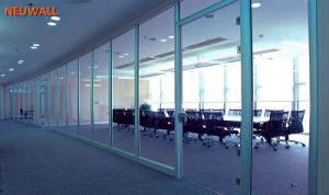 Glass Partition Wall Systems pictures & photos