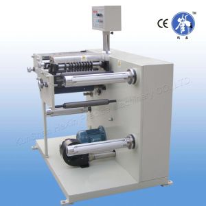 Self-Adhesive Sticker Paper Slitting Rewinding Machine pictures & photos
