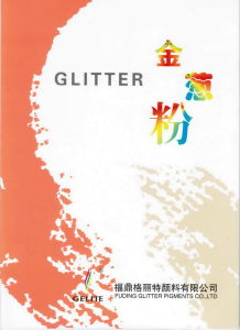 Industry Grade Glitters-Color Cards
