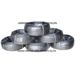 Stainless Steel Wire Rope (7X19-12.7) pictures & photos