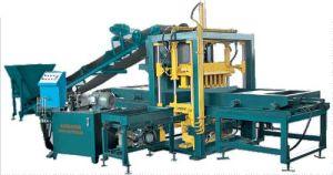 Block Machine, Paver Machine (HD4-20)