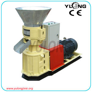 Small Capacity Flat Die Pellet Machine pictures & photos