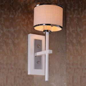 Fabric Shade Bedroom Lamps