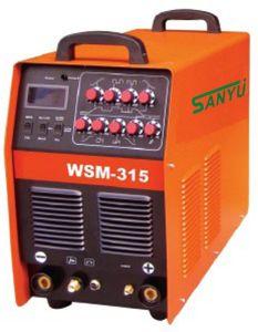 Tig/Mma Pulse Dc Inverter Welder-Wsm Series pictures & photos