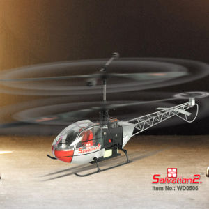 3CH Lama Helicopter for Indoor and Outdoor (WD0506)