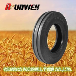 Tractor Front Tires 3rib 7.5L-15/9.5L-15/11L-15 pictures & photos