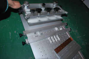 SMT PCB Manual Screen Printer T4030 (TORCH) pictures & photos