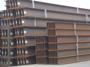 Hot Rolled H Section Structual Beam Steel pictures & photos