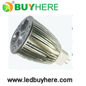 6W LED MR16 Light Bulb (BH-003AWM-6)