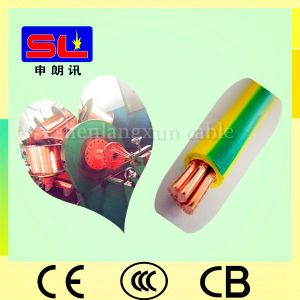 10mm2 H07V-R PVC Insulated Single Core Wire