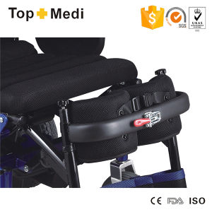 Medical Equipment Handicapped Electric Standing up Power Wheelchair for Disabled pictures & photos