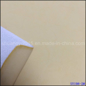Brush-off PU Leather for Shoes and Boots pictures & photos