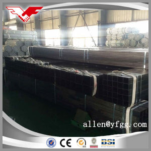 100X100mm Hot Rolled Welded ASTM A500 Square Steel Pipe pictures & photos