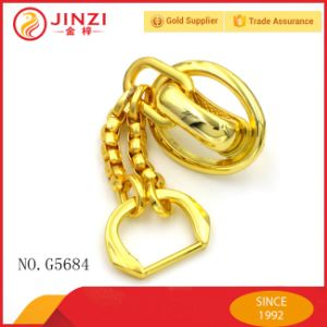 New Design D Ring Chain Buckles Component Metal Bag Fitting pictures & photos