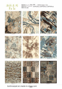 Area Rugs Good Quality Made in China pictures & photos