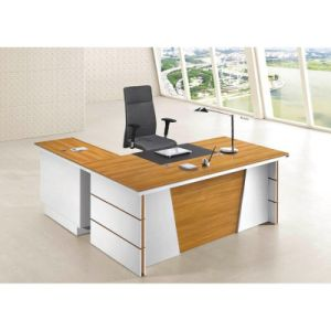 Commercial School Manager Office Desk Lab Office Furniture (NS-D034) pictures & photos