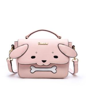 Cartoon Doggie Satchel Bag and Kids Lovely Handbag