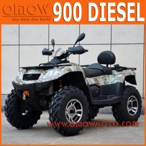 Diesel 900cc 4X4 Four Wheeler ATV pictures & photos