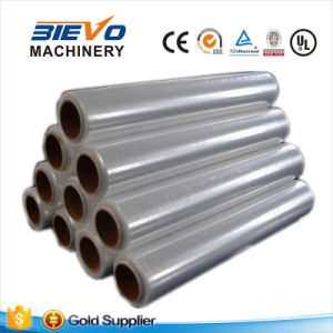China Manufacturer PE Material Stretch Film in Rolls pictures & photos