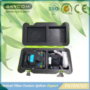 China Manufacturer Hot Sale Splicing Machine Optical Fiber Fusion Splicer pictures & photos
