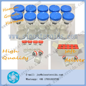 Pharmaceutical Grade Human Growth 191AA Rhgh Hormone for Muscle Mass pictures & photos