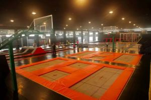 Kids Trampoline Park Games for Indoor Amusement Park pictures & photos
