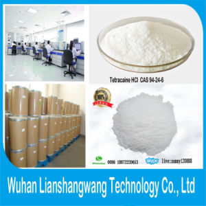 Local  Analgesic Tetracaine/Tetracaine HCl for Pain Reliver CAS 94-24-6 pictures & photos