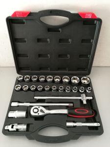 "26PCS-1/2""Dr Socket Tool Set (FY1026B1) pictures & photos"