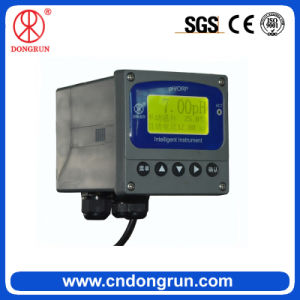 Phs-8e 4~20mA Online Panel Mount pH Meter pictures & photos