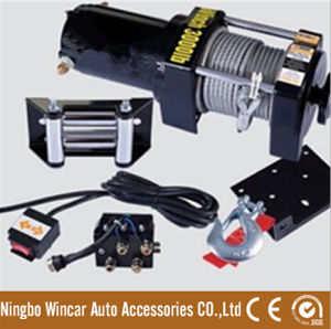 12V Electric Winch ATV Winch 3000lbs pictures & photos