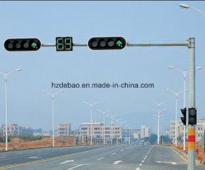 Galvanized Traffic Signal Lattice Tower