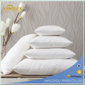 Alibaba Best Sale Duck Feather Cushion Cotton Cover Outdoor Cushion Inner pictures & photos
