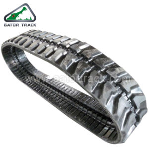 300X52.5k High Quality Excavator Tracks Rubber Tracks pictures & photos